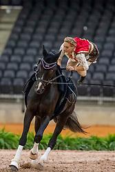 Divita Tessa, USA, Romeo, Lunger Lensing Christoph<br /> World Equestrian Games - Tryon 2018<br /> © Hippo Foto - Stefan Lafrenz<br /> 19/09/18