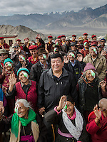 Dr Sanduk Ruit and his Tilganga team conduct a micro surgical eye camp in Leh the capital of Ladakh.