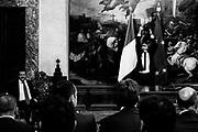 Matteo Salvini at Palazzo Chigi. Rome 13 June 2018. Christian Mantuano / OneShot