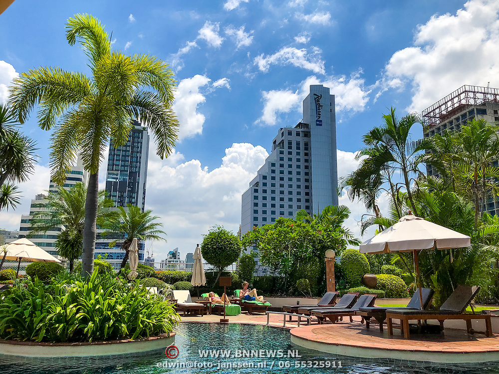 THA/Bangkok/20180604 - Thailand, zwembad