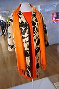 Beatrix opent tentoonstelling M&aacute;xima, 10 jaar in Nederland.//<br /> Queen Beatrix opens the exibition Maxima 10 years in the Netherlands<br /> <br /> Op de foto: De Tentoonstelling / The Exibition