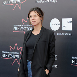 Edinburgh International Film Festival, Thursday, 21st June 2018<br /> <br /> Juror's Photocall<br /> <br /> Pictured: Ana Ularu <br /> <br /> (c) Aimee Todd | Edinburgh Elite media