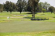 Putting Green at San Gabriel Country Club