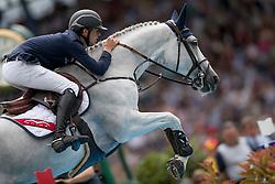 Allen Bertram, (IRL), Molly Malone V<br /> Rolex Grand Prix<br /> CHIO Aachen 2016<br /> © Hippo Foto - Dirk Caremans<br /> 17/07/16