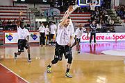 DESCRIZIONE : Roma Lega A 2014-15 Acea Roma Dolomiti Energia Trento<br /> GIOCATORE : Filippo Baldi Rossi<br /> CATEGORIA : Riscaldamento<br /> SQUADRA : Dolomiti Energia Trento<br /> EVENTO : Campionato Lega A 2014-2015<br /> GARA : Acea Roma Dolomiti Energia Trento<br /> DATA : 29/12/2014<br /> SPORT : Pallacanestro <br /> AUTORE : Agenzia Ciamillo-Castoria/G. Masi<br /> Galleria : Lega Basket A 2014-2015<br /> Fotonotizia : Roma Lega A 2014-15 Acea Roma Dolomiti Energia Trento