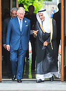 The Prince of Wales at The Oxford Centre for Islamic Studie
