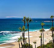 Laguna Beach Coastline