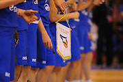 Vannes, 15/06/2013<br /> Eurobasket Women 2013<br /> Italia - Svezia<br /> Nella foto: team italia<br /> Foto Ciamillo