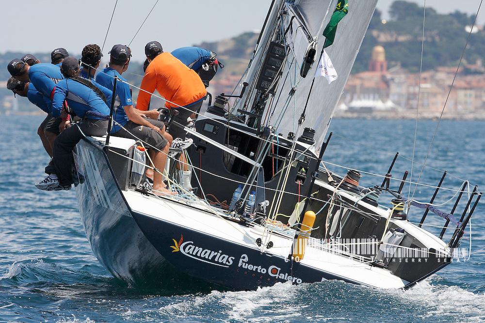 QUEBRAMAR CUP-GP 42 SERIES-SAINT-TROPEZ.COPYRIGHT : THIERRYSERAY.COM Les Voiles de Saint Tropez: The Spirit Of Sailing