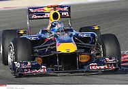 Grand prix de Bahraïn 2010..Circuit de shakir. 14 mars 2010..Course..Photo Stéphane Mantey/ L'Equipe. *** Local Caption *** vettel (sebastian) - (ger) -