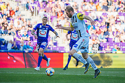 21.04.2019, Generali Arena, Wien, AUT, 1. FBL, FK Austria Wien vs LASK, Meistergruppe, 26. Spieltag, im Bild Joao Klauss de Mello (LASK) zum 2:1 // Joao Klauss de Mello (LASK) scores the 2:1 during the tipico Bundesliga Master group, 26th round match between FK Austria Wien and LASK at the Generali Arena in Wien, Austria on 2019/04/21. EXPA Pictures © 2019, PhotoCredit: EXPA/ Florian Schroetter