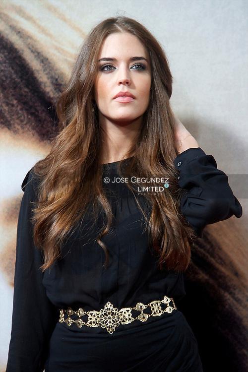 Clara Alonso attends 'Venuto Al Mondo' Premiere at Capitol Cinema in Madrid