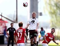 Fotball ,  OBOS-Ligaen<br /> 13.05.18<br /> Gjemselund kunstgress<br /> Kongsvinger v Mjøndalen  0-1<br /> Foto :  Dagfinn Limoseth , Digitalsport<br /> Jonathan Lindseth , Mjøndalen