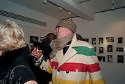RICHARD STRANGE, The Way We Wore.- Photographs of parties in the 70's by Nick Ashley. Sladmore Contemporary. Bruton Place. London. 13 January 2010.<br /> RICHARD STRANGE, The Way We Wore.- Photographs of parties in the 70's by Nick Ashley. Sladmore Contemporary. Bruton Place. London. 13 January 2010. *** Local Caption *** -DO NOT ARCHIVE-© Copyright Photograph by Dafydd Jones. 248 Clapham Rd. London SW9 0PZ. Tel 0207 820 0771. www.dafjones.com.