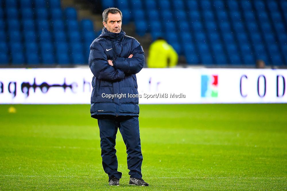 Philippe BIZEUL  - 12.12.2014 - Le Havre / Laval - 17eme journee de Ligue 2 <br /> Photo : Fred Porcu / Icon Sport