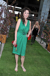 MARIE HELVIN at Gabrielle's Gala an annual fundraising evening in aid of Gabrielle's Angel Foundation for Cancer Research held at Battersea Power Station, London on 2nd May 2013.