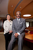 Jennie Chin Hansen, President of AARP and Barry Rand, CEO of AARP