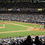 Masahiro Tanaka, New York Yankees, pitching to Colby Rasmus, Houston Astros during the New York Yankees Vs Houston Astros, Wildcard game at Yankee Stadium, The Bronx, New York. 6th October 2015 Photo Tim Clayton for The Players Tribune