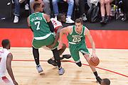 DESCRIZIONE : Milano NBA Global Games EA7 Olimpia Milano - Boston Celtics<br /> GIOCATORE : RJ Hunter<br /> CATEGORIA : Palleggio blocco<br /> SQUADRA :  Boston Celtics<br /> EVENTO : NBA Global Games 2016 <br /> GARA : NBA Global Games EA7 Olimpia Milano - Boston Celtics<br /> DATA : 06/10/2015 <br /> SPORT : Pallacanestro <br /> AUTORE : Agenzia Ciamillo-Castoria/IvanMancini<br /> Galleria : NBA Global Games 2016 Fotonotizia : NBA Global Games EA7 Olimpia Milano - Boston Celtics
