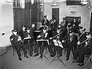 Garda Ceilidh Band - Special fo radio Review.31/01/1957