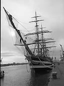"1978 - -Italian Naval Training Vessel ""Amerigo Vespucci"".   (M16)."