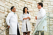 Portraits of St. John Medical Center doctors on April 28, 2015.