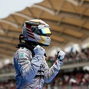Formula 1 - Malaysian Grand Prix 2014