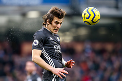 Caglar Soyuncu of Leicester City - Mandatory by-line: Robbie Stephenson/JMP - 19/01/2020 - FOOTBALL - Turf Moor - Burnley, England - Burnley v Leicester City - Premier League