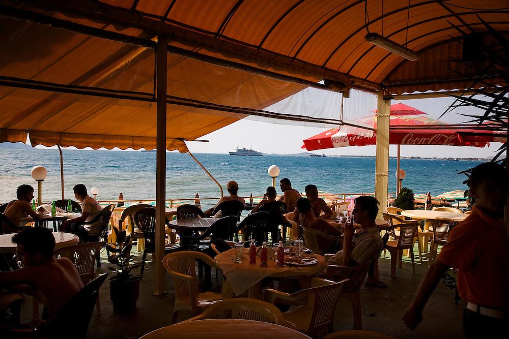 "Seaside in Vlore, ""new beach"""