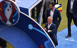 France Manager Didier Deschamps  - Mandatory by-line: Joe Meredith/JMP - 10/06/2016 - FOOTBALL - Stade de France - Paris, France - France v Romania - UEFA European Championship Group A