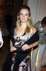 LADY SYBILLA RUFUS-ISAACS at a evening to celebrate the unveiling of the British Luxury Club at The Orangery, Kensington Palace, London W8 on 16th September 2004.<br /><br />NON EXCLUSIVE - WORLD RIGHTS