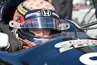 Jack Hawksworth, Auto Club Speedway, Fontana, CA USA 8/30/2014