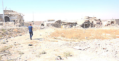 Dad-of-four is world's first tourist in ruins of Islamic State - 16 Oct 2019