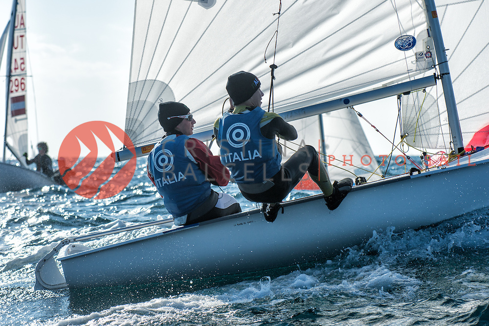 41st PALAMOS &ndash; CHRISTMAS RACE. <br /> PALAM&Oacute;S, SPAIN 17 to 22 December 2016<br /> Organized by CVP &amp; CNCB / RFEV &amp; FCV it&rsquo;s part of COEV <br /> Photos: &copy; Cristina Balcells