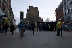 UK ENGLAND LONDON 23NOV11 - Street scene on Davies and South Molton Street in the West End, central London.....jre/Photo by Jiri Rezac....© Jiri Rezac 2011