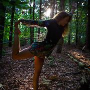 Kerry Radley, Yoga teacher, Norfolk, UK