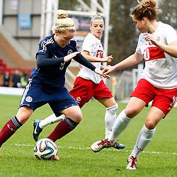 Scotland v Poland | Women's World Cup | 5 April 2014