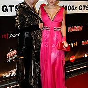 NLD/Amsterdam/20100304 - Premiere 4000ste aflevering Goede Tijden Slechte Tijden, Gigi Ravelli en haar moeder Barbara