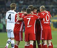 Borussia Moenchengladbach v Bayern Munich 20 March 2017