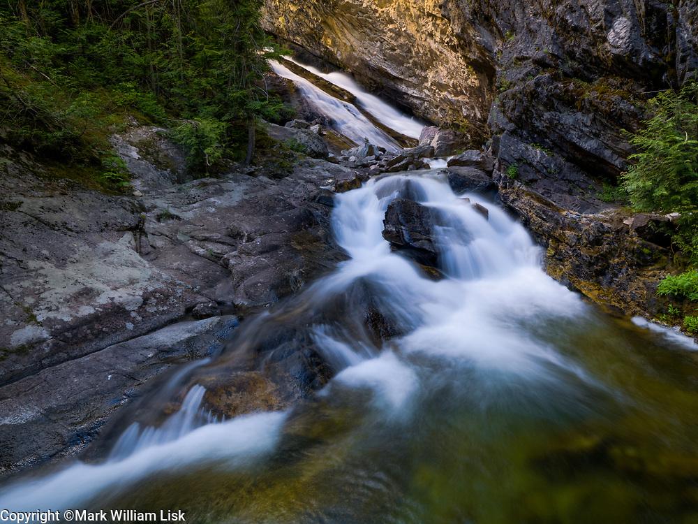 Granite Creek Falls, Panhandle National Forest.