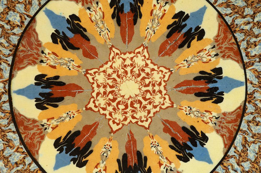 France,Languedoc Roussillon, Gard (30), Uzège, Uzès, musée d'Uzès, poterie de Pichon, principe des terres mêlées, années 20