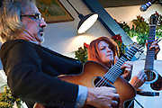 Rosanne Cash performs at Waterloo Records, Austin Texas, December 5, 2009. Rosanne Cash (born May 24, 1955) is an American singer-songwriter and author. She is the eldest daughter of the late country music singer Johnny Cash and his first wife, Vivian Liberto Cash Distin. Waterloo Records is an independent record store in Austin Texas.