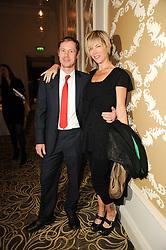 TOM & CYNTHIA CONRAN at the Tatler Restaurant Awards, at the Langham Hotel, Portland Place, London n 10th May 2010.