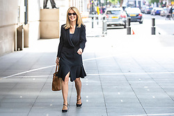 © Licensed to London News Pictures. 09/06/2019. London, UK. Former Secretary of State for Work and Pensions and Conservative Party leadership contender Esther McVey arrives at BBC Broadcasting House to appear on The Andrew Marr Show. Photo credit: Rob Pinney/LNP