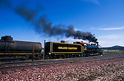 Locomotive departs from Williams depot to Grand Canyon National Park, Williams, Arizona..Media Usage:.Subject photograph(s) are copyrighted ©Edward McCain. All rights are reserved except those specifically granted by McCain Photography in writing...McCain Photography.211 S 4th Avenue.Tucson, AZ 85701-2103.(520) 623-1998.mobile: (520) 990-0999.fax: (520) 623-1190.http://www.mccainphoto.com.edward@mccainphoto.com