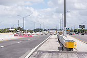 Interstate 595 Reversible Express Lanes Fort Lauderdale Photography