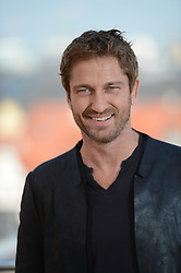 Actor Gerard Butler poses during the 'Olympus Has Fallen' photocall at Hotel Mandarin Oriental, Munich, Germany, June 7, 2013. Photo by Schneider-Press / John Farr / i-Images. .UK & USA ONLY
