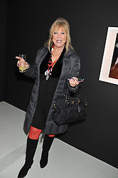 PATTIE BOYD at a private view of Bill Wyman - Reworked held at the Rook & Raven Gallery, 7 Rathbone Place, London W1 on 26th February 2013.