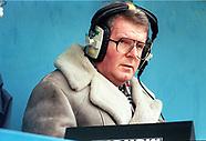 John Motson hangs up his BBC microphone - 6 Sep 2017