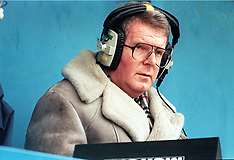John Motson hangs up his BBC microphone - 6 Sep 2017